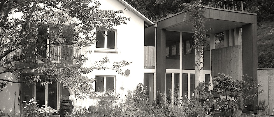 w rkert partner architekten bda dwb anbau an ein best einfamilienhaus l rrach. Black Bedroom Furniture Sets. Home Design Ideas